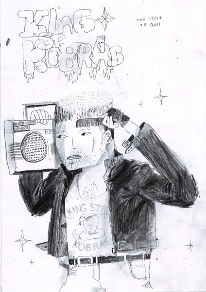 Sketch - Kai Nodland Illustration